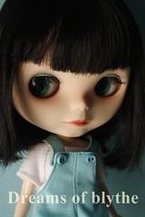 Blythe tokio custom niruko