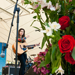 Rhythm 'n' blooms (screenstreet) Tags: festivals latinmusic liveshows floriade puravida tamron2875mm commonwealthpark tamron2875mmf28 colorefexpro franciscavalenzuela stage88 puravidalatinmusicfestival