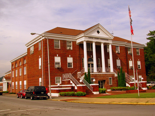 Carter Co. Courthouse (Edited Version)