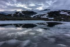 Bverbrean Glacier (MC-80) Tags: smrstabbrean glacier jotunheimen norway sognefjellet sognefjellsveien sogn og fjordane luster bverdalen norwegen sunset light sonnenuntergang bverbrean bvervatnet