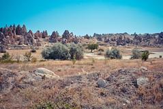 20140814-Mathieu-Blondeau-4433 [1600x1200] (mathieublondeau) Tags: 2014 mathieublondeau turquie trip turkey goreme greme cappadoce cappadocia landscape bluesky