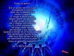 Forse un giorno (Poetyca) Tags: featured image sfumature poetiche poesia