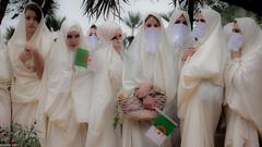 Haïk (Graffyc Foto) Tags: haik dz algiers algeria costume traditionnel fujifilm x30 graffyc foto 2016 alger algerie 01 novembre 2015 hayek haïk