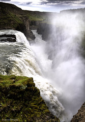 Thundering water (lawrencecornell25) Tags: waterfall gullfoss iceland landscape waterscape nature outdoors scenery nikond5