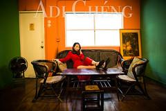 Adi_0047 (Adi Chng) Tags: adichng girl      redgreen