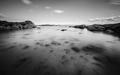 Fife LE (10 of 10) (Muse2k8) Tags: fife scotland long exposure coast coastal sea beach black white zig zag st monans