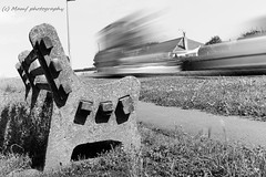 Still chair - moving bus. (MAMF photography.) Tags: aldbrough bus blancoynegro blanco blancoenero blackandwhite blackwhite britain bw biancoenero england enblancoynegro eastyorkshire eastcoast flickrcom flickr google googleimages gb greatbritain greatphotographers greatphoto hull hu11 inbiancoenero image imageblur mamfphotography mamf monochrome motionblur nikon noiretblanc noir negro north nikond7100 northernengland photography pretoebranco photo road sex schwarzundweis schwarz summer seasideroad seasideroadaldbrough traffic uk unitedkingdom upnorth yorkshire zwartenwit zwartwit zwart