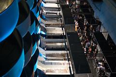 Mene Mene Tekel upharsin (Ars Electronica) Tags: 2016 arselectronica arselectronica2016 arselectronicafestival arselectronicafestival2016 austria fmeinheit linz mediaart menemenetekelupharsin openingevent postcity radicalatomsandthealchemistsofourtime upperaustria art future science society technology arselectronicafestivalopeningevent