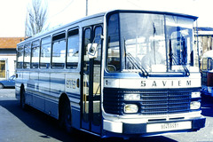 Slide 075-44 (Steve Guess) Tags: paris france bus sts savigny