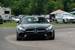 Mercedes-AMG GT S (Rivitography) Tags: mercedesbenz mercedes amg gts grey rare exotic car supercar expensive horsepower lakeville limerock limerockpark connecticut 2016 canon rebel t3 adobe lightroom rivitography