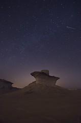 Zikreet, Mystery Village - Qatar (zai Qtr) Tags: zakreet mysteryvillage qatar sky nikon zaiqtr shams samim tokina friday outdoor night sand starts dark far gcc doha rayyan aamir
