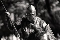 Ready for Battle (rhanelt) Tags: orderofepona sirronin santaferenaissancefair santafe renaissance fair newmexico knight jousting
