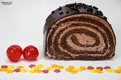 Macro Mondays - Sweet Spot (Mnicabjarjurado) Tags: macro macromondays puntodulce tarta chocolate