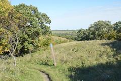 DSC_0068 (North Country Trail) Tags: sheyenne stateforest northdakota hiking