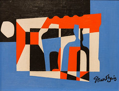 The Outside, 1955 (Jonathan Lurie) Tags: wisconsin mam art museums milwaukee museum artinmuseums milwaukeeartmuseum milwaukeewisconsin unitedstates us photographsofart