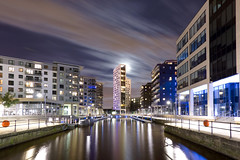Clarence Dock - Leeds (Chris McLoughlin) Tags: long leeds a77 tokina1116mm chrismcloughlin sonyslta77 clanencedock esposurelandscapecityscape