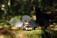 Kanade an Angel :* Two (NewLife78) Tags: anime angel japanese emotion sweet piano figure kanade nendo nendoroid nendoroids