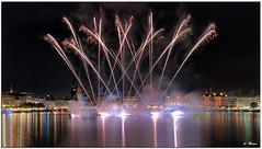 Hamburg Alstervergngen 2012 (meypictures) Tags: longexposure night photoshop nikon nightshot hamburg sigma wideangle firework alster hdr alstervergngen feuerwerk jungfernstieg binnenalster alsterhaus photomatix lombardsbrcke