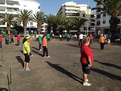 Liga Canaria de Petanca 2012