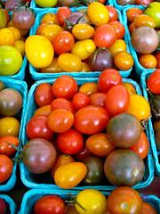 Heirloom tomatos (Valentina Sokolskaya) Tags: food philadelphia shopping tomato farmersmarket pa multicolor heirloomtomato mygearandme mygearandmepremium mygearandmebronze mygearandmesilver mygearandmegold mygearandmeplatinum mygearandmediamond