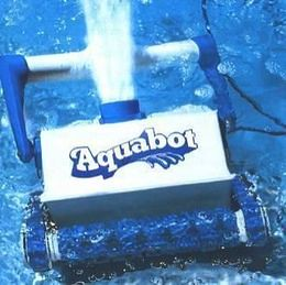 Aquabot+Robotic+Pool+Cleaner