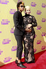 Wiz Khalifa, Amber Rose 2012 MTV Video Music Awards, held at the Staples Center - Arrivals Los Angeles, California