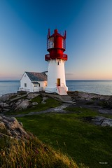 Lindesnes Lighthouse (maxvons) Tags: pink blue light red orange house cold green beach home water colors yellow norway rock contrast swimming photoshop reflections cool sand nikon rocks warm skies purple dynamic warmth dramatic bluesky tourist sharp southern filter wireless dreamy tilt tones range inviting aa gitzo trigger lightroom warmtones polarizingfilter cs5 lightandnature nikond800 nikon24mmpce d800e