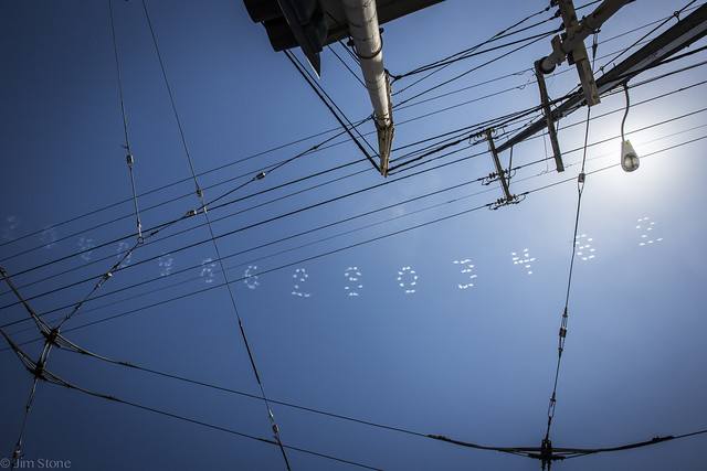 Pi in the Sky over San Francisco