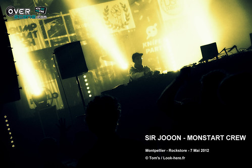 SIR JOOON @ Rockstore - Montpellier - 1LOGO