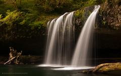 Upper Butte Creek Falls (Josh Kulla Photography) Tags: nikon marioncounty buttecreek landscapephotography oregonwaterfalls oregonlandscapes buttecreekfalls upperbuttecreekfalls pacificnorthwestwaterfalls tokina1116mm nikond300s joshkullaphotograph