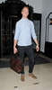 Greg Rutherford, London Fashion Week Spring/Summer 2013