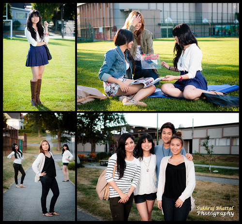 Day 608 - The Back to School Themed Photoshoot