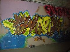 SKORE (Billy Danze.) Tags: chicago graffiti meeting styles 2012 skore tns