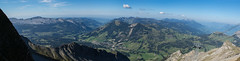Srenberg (Bephep2010) Tags: panorama alps schweiz switzerland brienz sony luzern bern alpen alpha 77 ropeway cableway rothorn ptgui srenberg luftseilbahn flhli slta77v sal1650f28