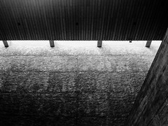 St. Agnes (jonas_k) Tags: city urban building berlin tower church architecture kreuzberg germany concrete deutschland grey gallery catholic kirche grau stadt architektur turm wernerdttmann brutalism beton werner gebaeude katholisch stagnes kirchturm gallerie quader brutalismus dttmann