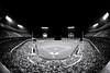 Dodger Baseball (EMIV) Tags: white black canon los angeles stadium sigma 15 fisheye 5d 28 dodgers