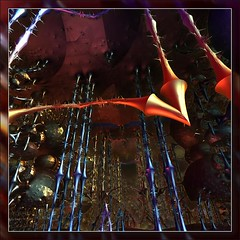 Dr. Frankenstein's Lab (bloorose-thanks 4 all the faves!!) Tags: 3d fractal mandelbulb mandelbulb3d