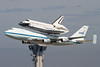 End of an Era - Space Shuttle Endeavour Flies for the Last Time (Silver1SWA (Ryan Pastorino)) Tags: canon losangeles sca nasa 7d lax spaceshuttle boeing747 endeavour canon70200f28is shuttlecarrieraircraft ov105 spottheshuttle endeavour2012 laendeavour2012