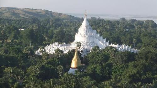 Immagine di Myanmar - colline di Sagar