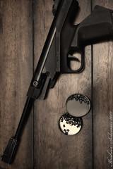 - (Ibrahim Alsaigh) Tags: nikon gun bullet ammo nikon3100     nikond3100