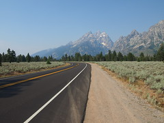 Highway-Grand Teton National Park-Wyoming (mikemellinger) Tags