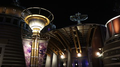 CWC (haphopper) Tags: art word logo font themepark attractions tokyodisneysea 2012 tds tdr portdiscovery