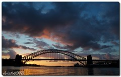 Promise Land (ArlsPHOTO) Tags: city buildings dawn harbour sydney cbd aaa bluespoint canon5dmk3 arlsphoto bridgeoperahouse