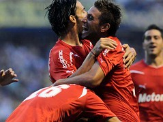 Independiente vs Liverpool