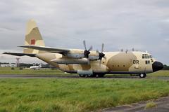 CN-AOR C-130H Royal Moroccan Air Force (n707pm) Tags: ireland airplane airport force aircraft military air royal af lockheed dub hercules transporter c130 dublinairport herc moroccon rmaf c130h eidw 01092012 cnaor rmaf203
