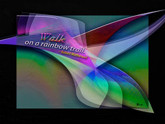 Rainbow Trail (jwycoff2012) Tags: rainbow rainbowtrail robertmotherwell