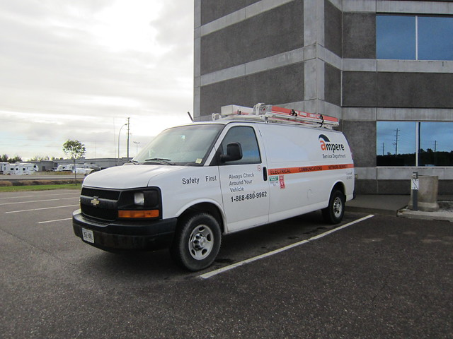 chevy express timmins servicetruck amperelimited