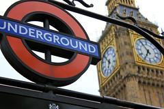 Westminster Station (Oliver3178) Tags: city love westminster train underground subway photo ben metro explorer parliament bigben explore londres ville rer ter