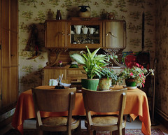 Mimi's house (Philippe Yong) Tags: 120 mamiya film analog mediumformat kodak burgundy rangefinder diningroom analogue 6x7 bourgogne 80mm mimishouse mamiya7ii moyenformat 7ii rimbert wwwpyphotographyfr