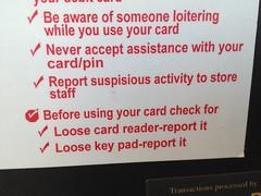 Report Suspicious Illiterates